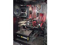 Custom Built PC (i4770K Quad Core 3.9GHZ, 16GB RAM, 1TB SSD) WINDOWS 10