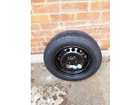 Spare wheel for dacia sandero stepway
