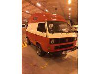 1990 VW 1.9 campervan