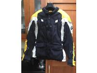 BMW GS Dry motorcycle jacket.
