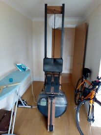 WATERROWER CLASSIC ROWING MACHINE WITH S4 PERFORMANCE MONITOR