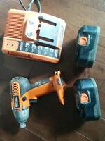 Impact Driver Combo