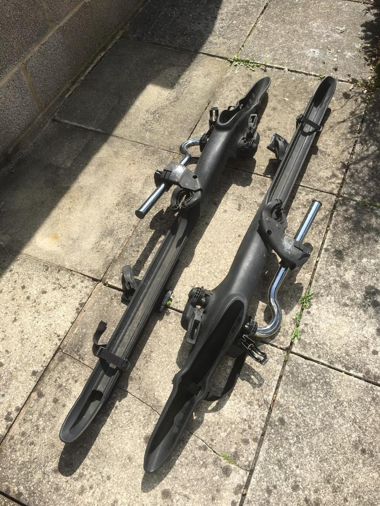 Mont Blanc Roof Mounted Bike Carriers x2