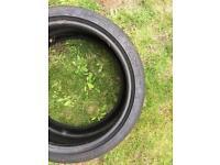 Dunlop sport maxx 225 40zr 18 tyre