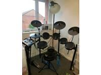 Alexis DM10 electronic drum kit