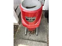 Mountfield branch chipper. SPARES OR REPAIR