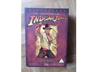 Indiana Jones box set