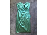 Evening/Cocktail COAST Green Dress - Size 8
