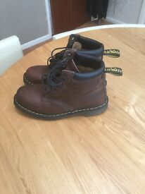 Dr Martens Air wair boots size 8