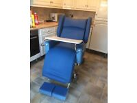 high dependancy air chair