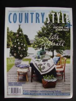 Country Style - December 2015 issue