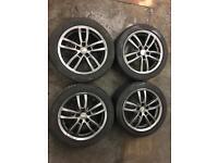 """Ats alloy wheels 17""""- 7.5j - 114.3 - et40"""
