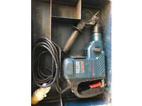 Bosch GBH 4 DFE 110v rotary SDS hammer drill