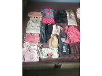 Girls 3-6 months clothes