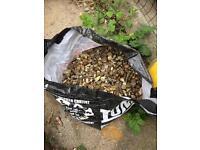 Bag of gravel FREE