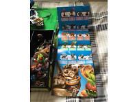 Skylanders Swap Force Game and figures for WiiU