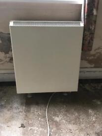 X3 storage heaters. Free