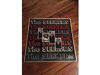 The Seekers lp record decca LK 4694 mono