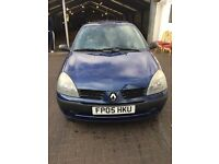Cheap automatic Renault Clio only 51k on the clock