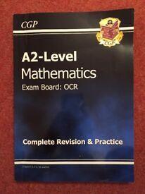 A2 - Level Mathematics - OCR