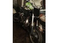 Ktm65 65cc 2 stroke bargain not 85cc kc cr crf