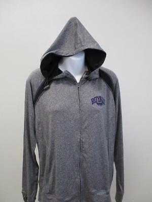 9a6f33926 New Reading Royals Hockey Womens Size M Medium Grey Light Hooded Jacket