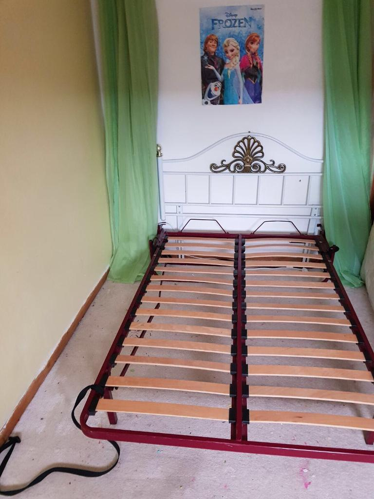 Magic folding cabin bed (double)