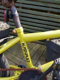 BMX Katapult.