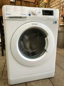 Free - INDESIT - 9kg - 16 spin washing machine