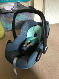 Maxi cosy pebble car seat