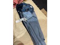 Boys jeans bundle age 2