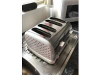 4 slice toaster vgc