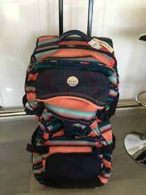 NWT Roxy luggage suitcase hold-all