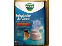 Vicks Personal Steam Inhaler. Brand new.