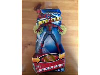 The Amazing Spider-Man Battlers Spider-Man Figure (New & Sealed)