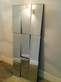 Large facet mirror £60