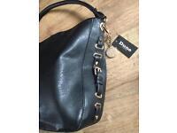 Brand new with tags black large Dune handbag