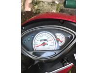 Keeyway target 125cc