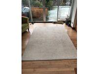 Rugs- 2 x 240x170mm Habitat rugs