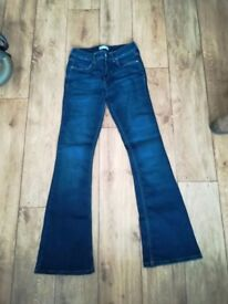 River island boot cut jeans