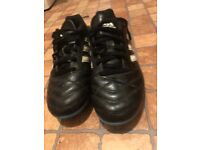Adidas footballs boots size 4 wore but still in good condition