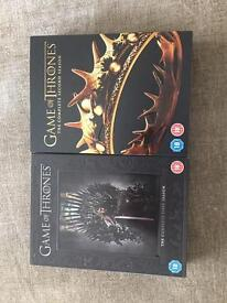 Game of Thrones DVDs - PRICE REDUCED