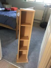 Cd/dvd rack in good condition