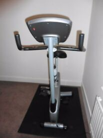 Vision Fitness Upright Bike E1500