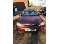 Vauxhall Astra LS