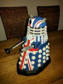 Dr Who Dalek - collectable 50th anniversary limited edition