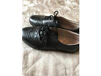 Girls next school shoes
