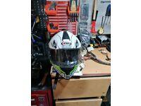 Large motorcycle helmet!!!
