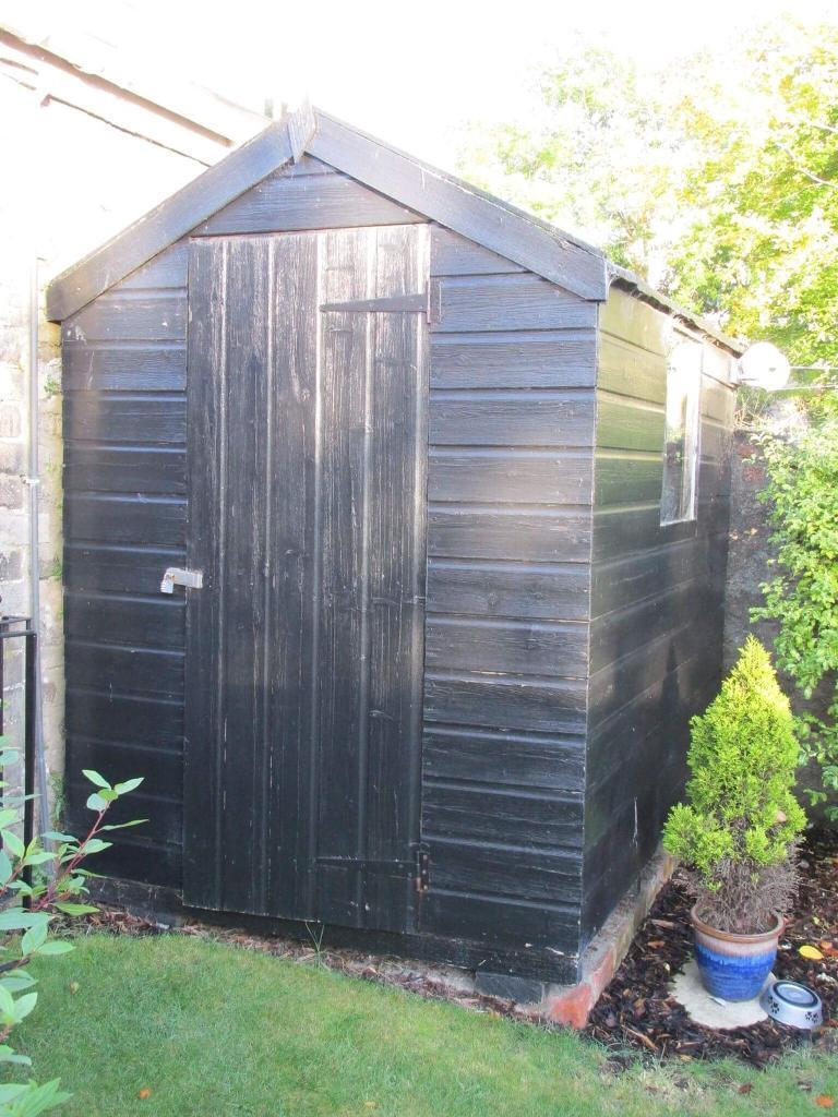 garden shed sold