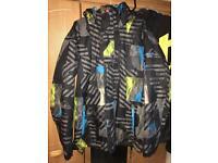Quiksilver Quiktek Snowboard jacket size M